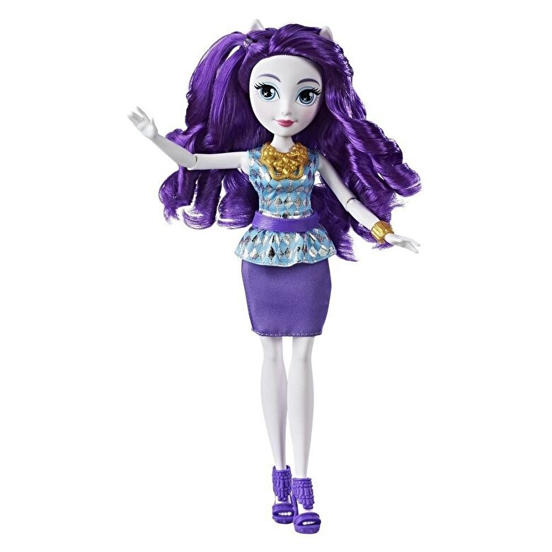 My Little Pony - My Little Pony Equestria Girls - Papusa clasica Rarity -