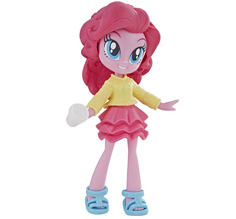 My Little Pony - My Little Pony Equestria Girls - Mini papusa Pinkie Pie -