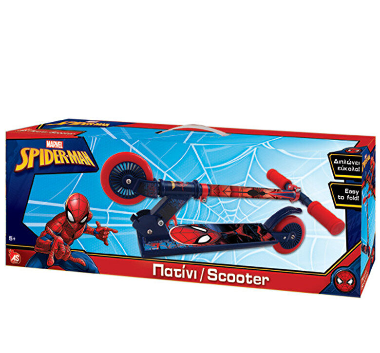 AS - Trotineta pliabila Spider-Man -