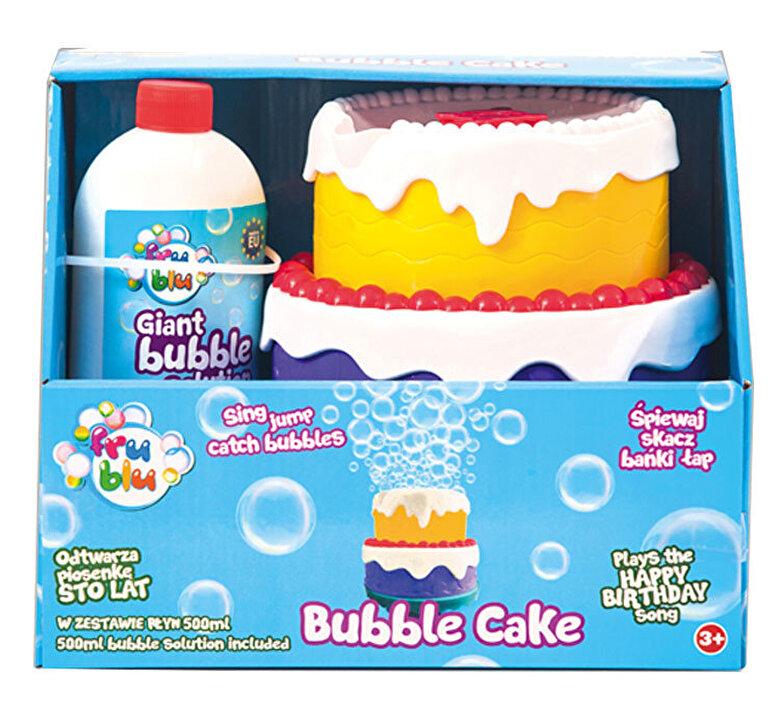 FRU BLU - Tort pentru petrecere cu bule FRU BLU -