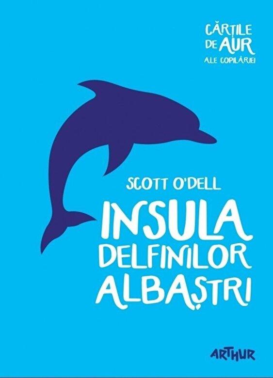 Scott O'Dell - Insula delfinilor albastri -
