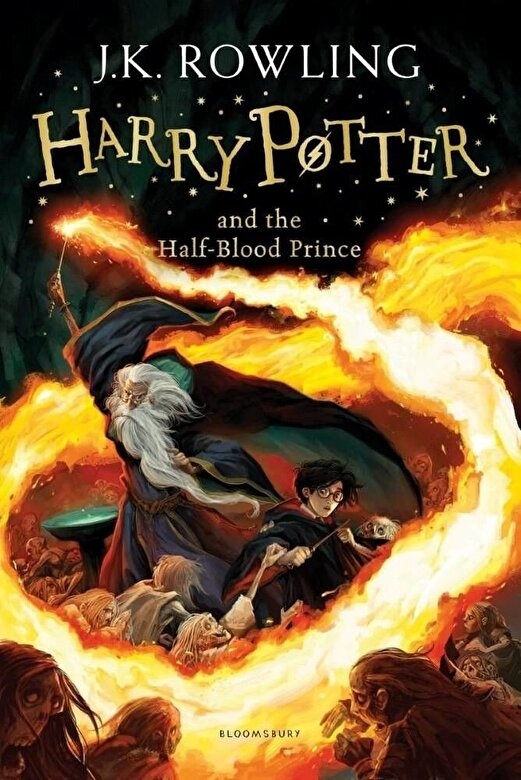 J.K. Rowling - Harry Potter and the Half-Blood Prince -