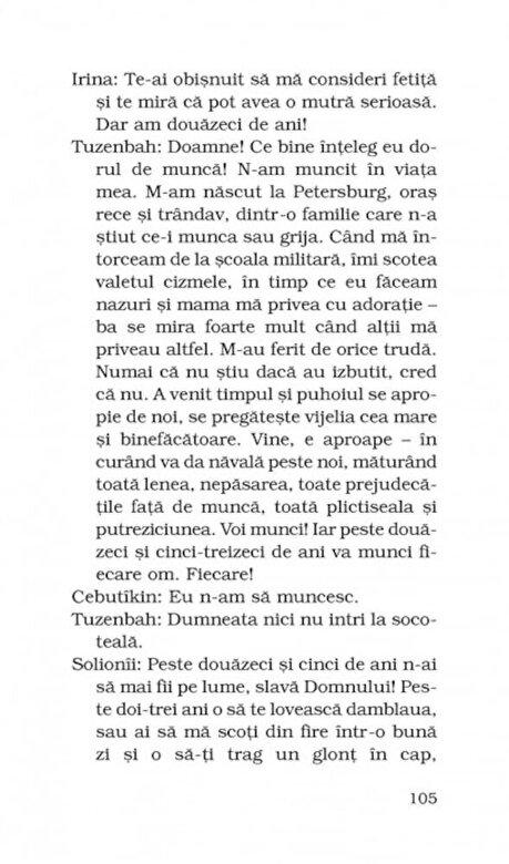 A.P. Cehov - Livada de visini. Trei surori (Top 10+) -