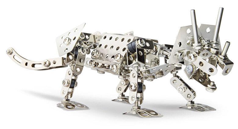 Eitech - Eitech, Set constructie metalica Dinozauri - Triceratops -