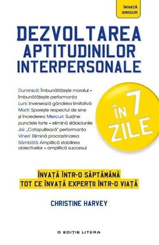 Christine Hravey - Dezvoltarea aptitudinilor interpersonale -
