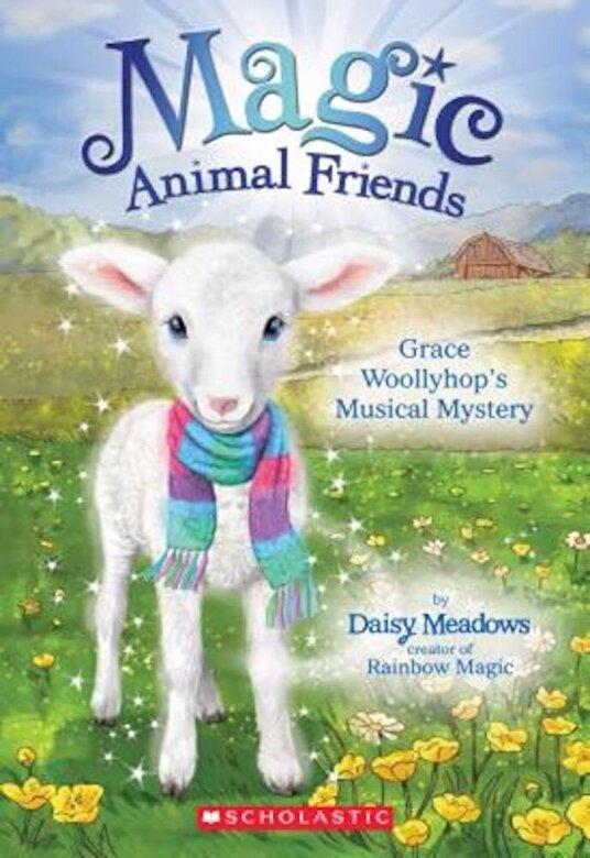 Daisy Meadows - Grace Woollyhop's Musical Mystery, Paperback -