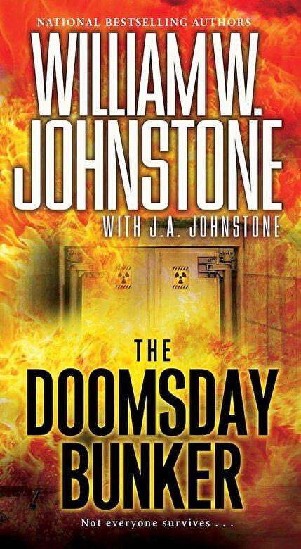 William W. Johnstone - The Doomsday Bunker, Paperback -