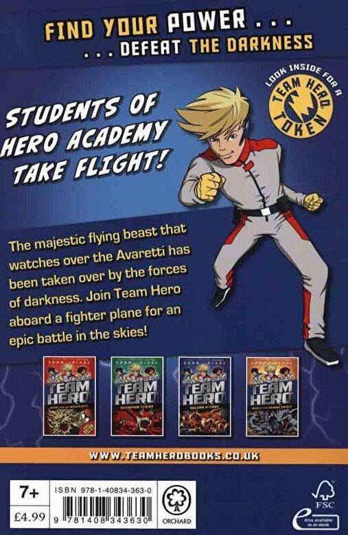 Adam Blade - Team Hero: Falcon of Fury, Paperback -