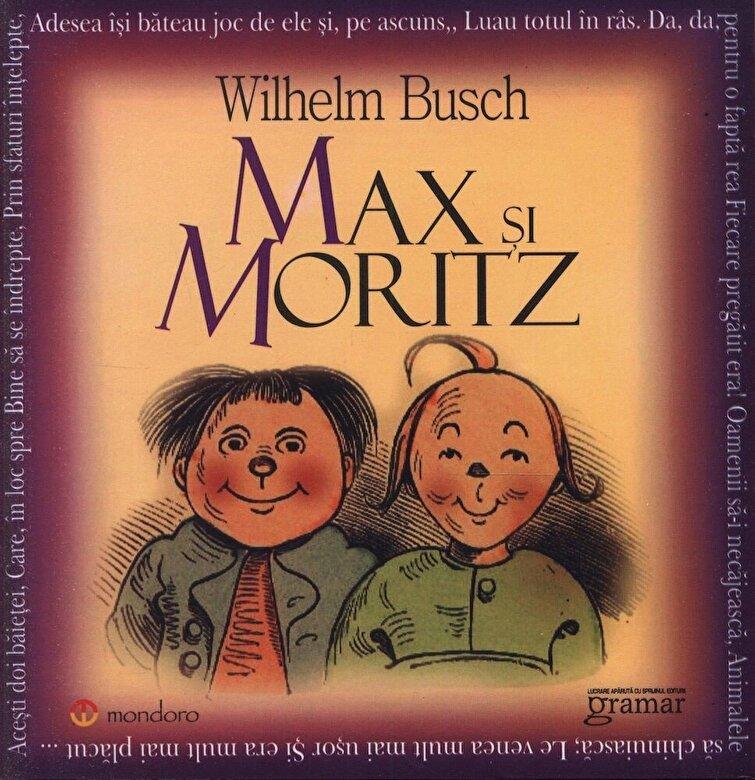 Wilhelm Busch - Max si Moritz -