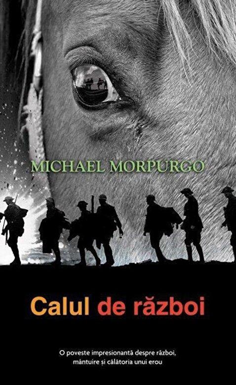 Michael Morpurgo - Calul de razboi -