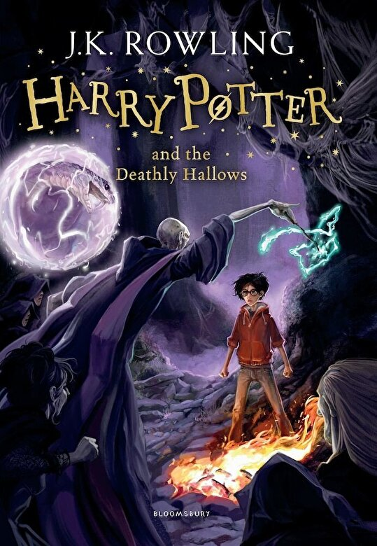 J.K. Rowling - Harry Potter and the Deathly Hallows -