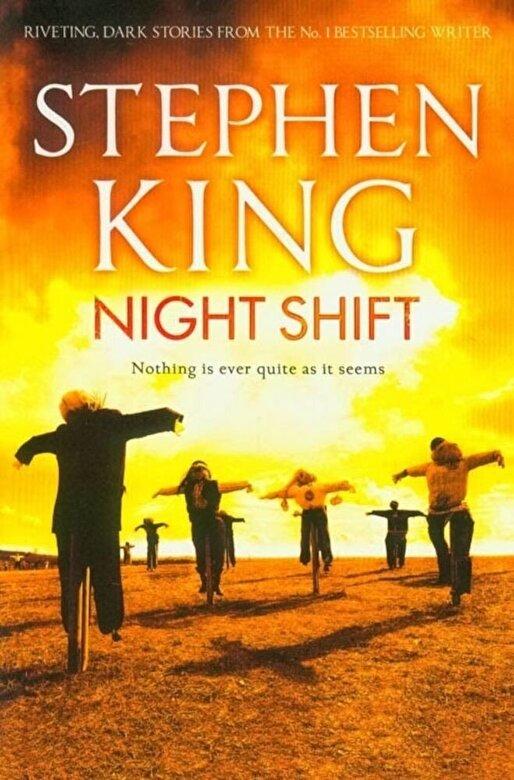 Stephen King - Night Shift -