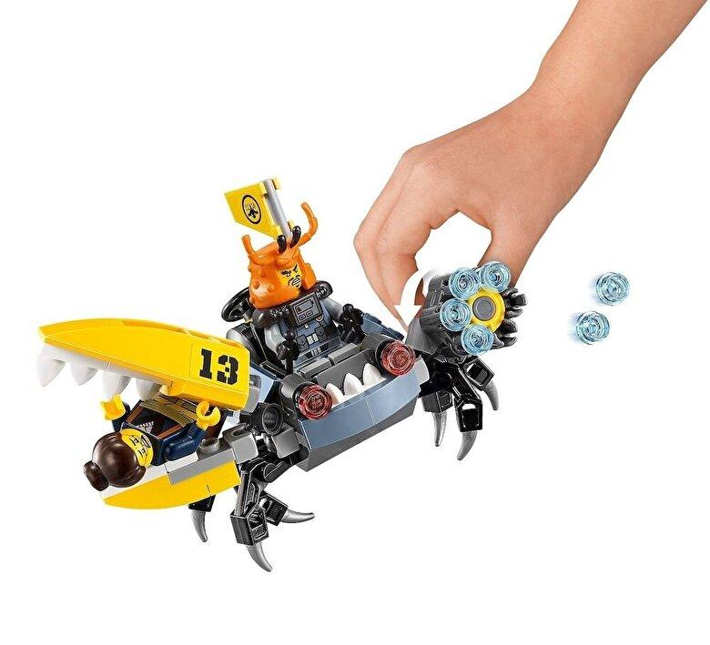LEGO - LEGO Ninjago Movie, Avion cu reactie 70614 -