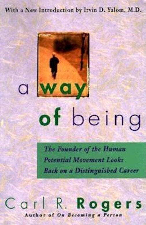 Carl Rogers - A Way of Being, Paperback -