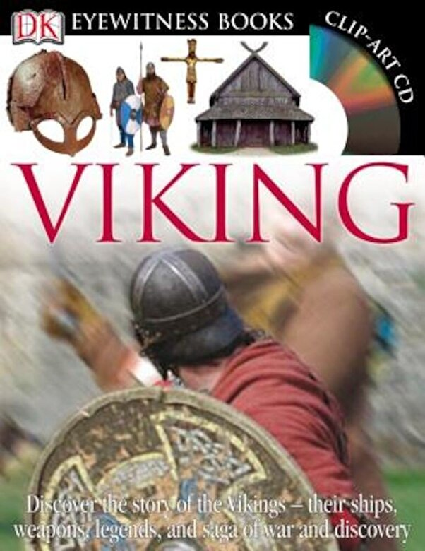 Susan M. Margeson - Viking [With CDROM and Poster], Hardcover -