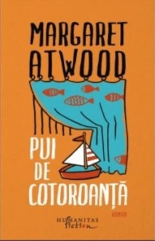 Margaret Atwood  - Pui de cotoroanta.furtuna de william shakeaspeare reimaginata -