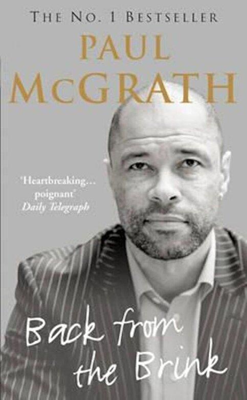 Paul McGrath - Back from the Brink, Paperback -