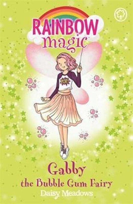 Daisy Meadows - Rainbow Magic: Gabby the Bubble Gum Fairy, Paperback -