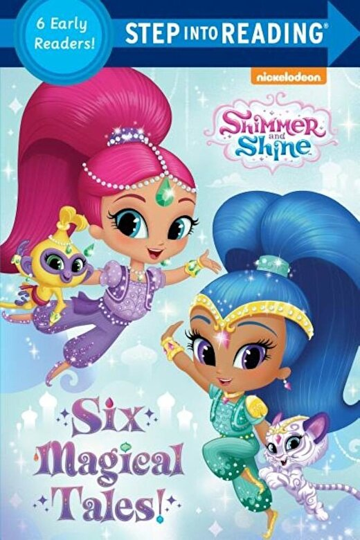 Random House - Six Magical Tales! (Shimmer and Shine), Paperback -