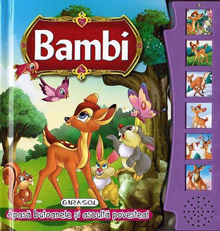 *** - Citeste si asculta - Bambi -