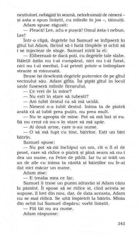 John Steinbeck - La rasarit de Eden (Top 10+) -