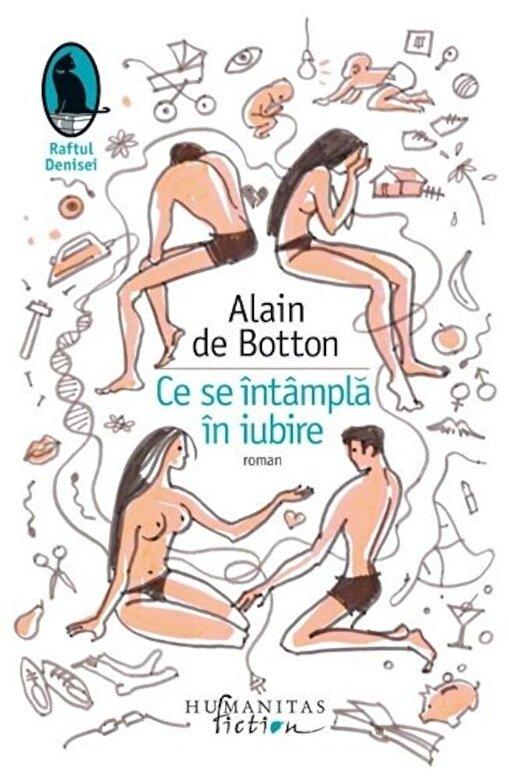 Alain de Botton - Ce se intampla in iubire -