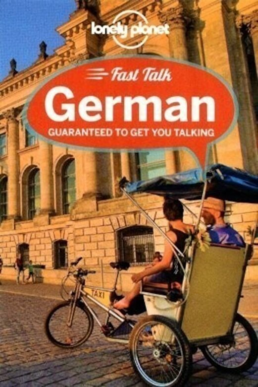 Lonely Planet - Lonely Planet Fast Talk German -