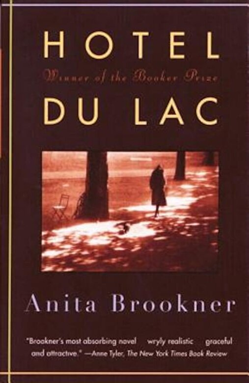 Anita Brookner - Hotel Du Lac, Paperback -