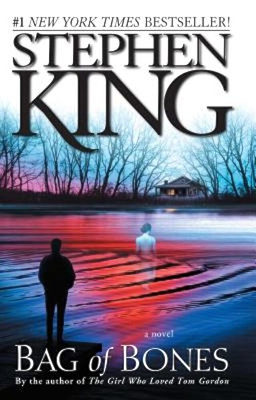 Stephen King - Bag of Bones, Paperback -