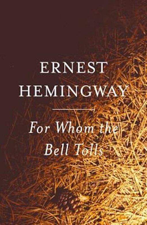 Ernest Hemingway - For Whom the Bell Tolls, Paperback -