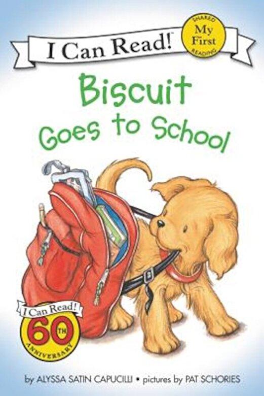 Alyssa Satin Capucilli - Biscuit Goes to School, Paperback -