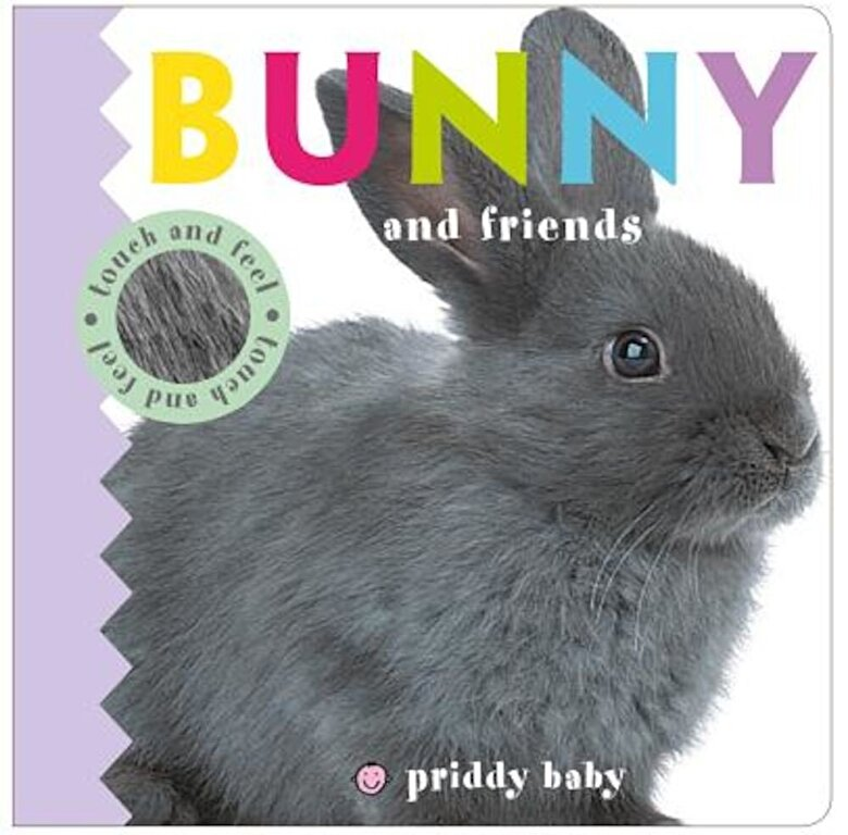 Roger Priddy - Bunny and Friends, Hardcover -