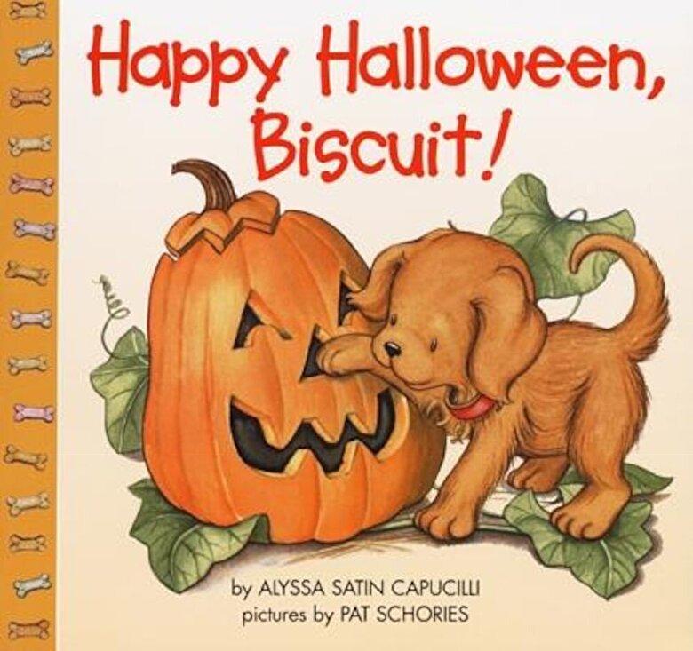Alyssa Satin Capucilli - Happy Halloween, Biscuit!, Paperback -