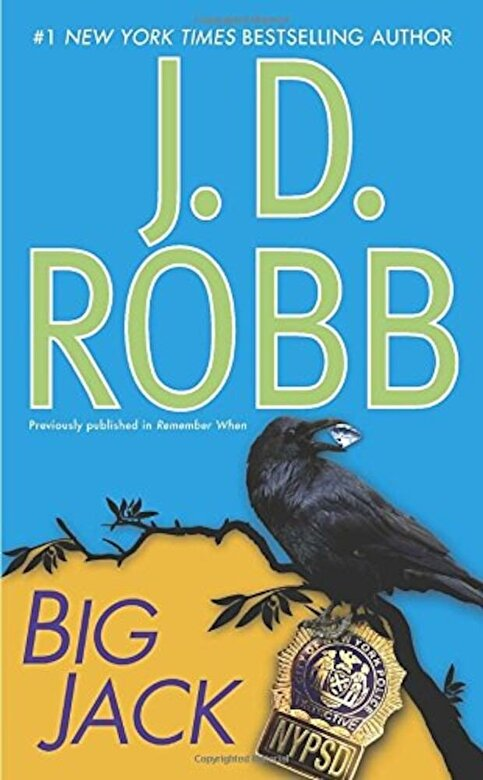 J. D. Robb - Big Jack, Paperback -