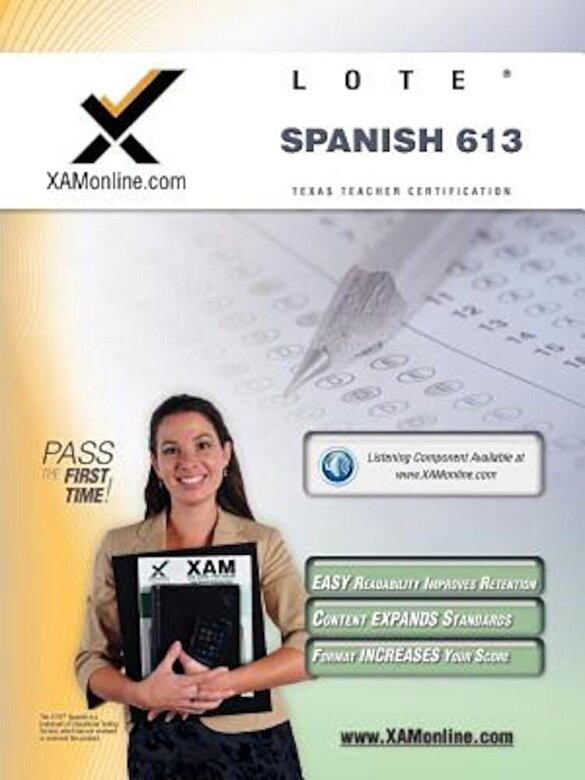 Sharon A. Wynne - TExES Languages Other Than English (LOTE) Spanish 613: Texas Teacher Certification, Paperback -