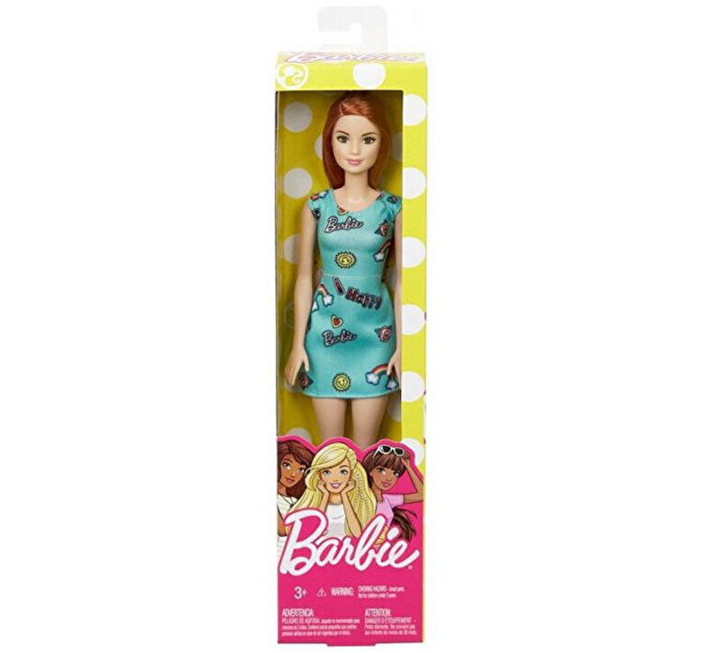 Barbie - Papusa Barbie Clasic -