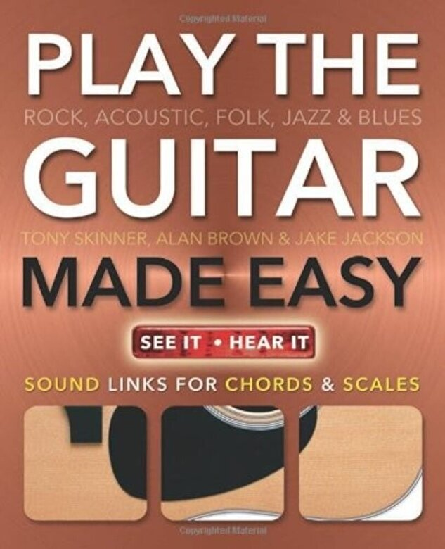 Jake Jackson - How To Play Guitar MADE EASY -