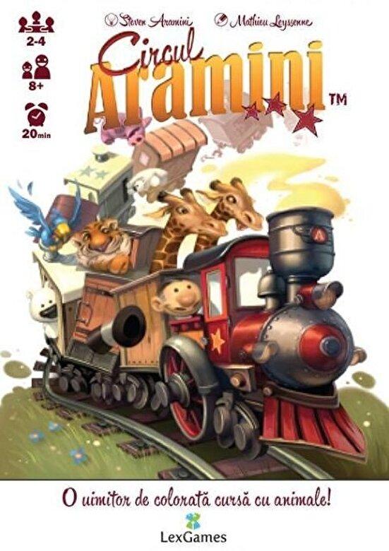 Lex Games - Joc Circul Aramini - limba romana -