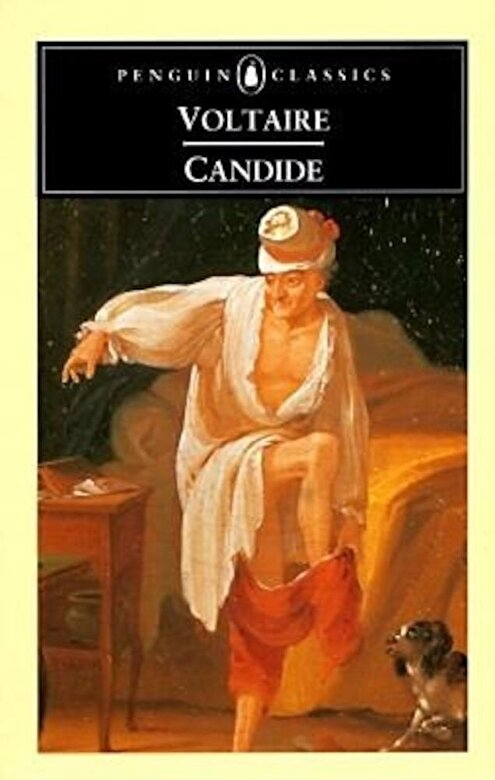 Francois Voltaire - Candide: Or Optimism, Paperback -