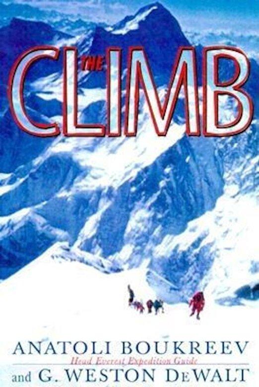 Anatoli Boukreev - The Climb: Tragic Ambitions on Everest, Paperback -