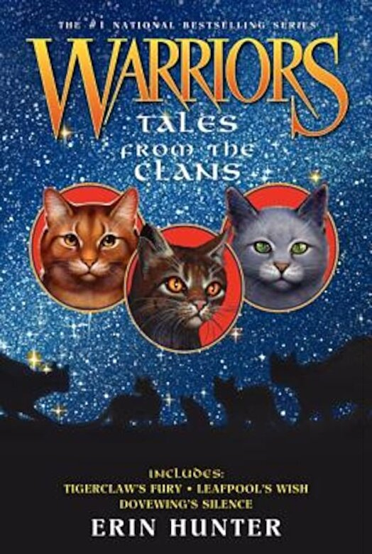 Erin Hunter - Warriors: Tales from the Clans, Paperback -