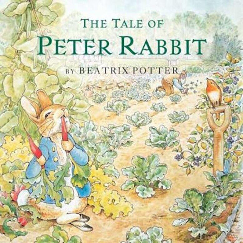 Beatrix Potter - The Tale of Peter Rabbit, Paperback -