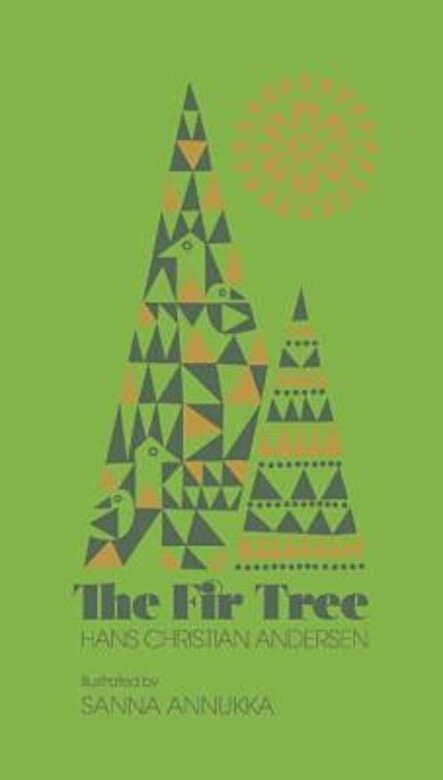 Hans Christian Andersen - The Fir Tree, Hardcover -