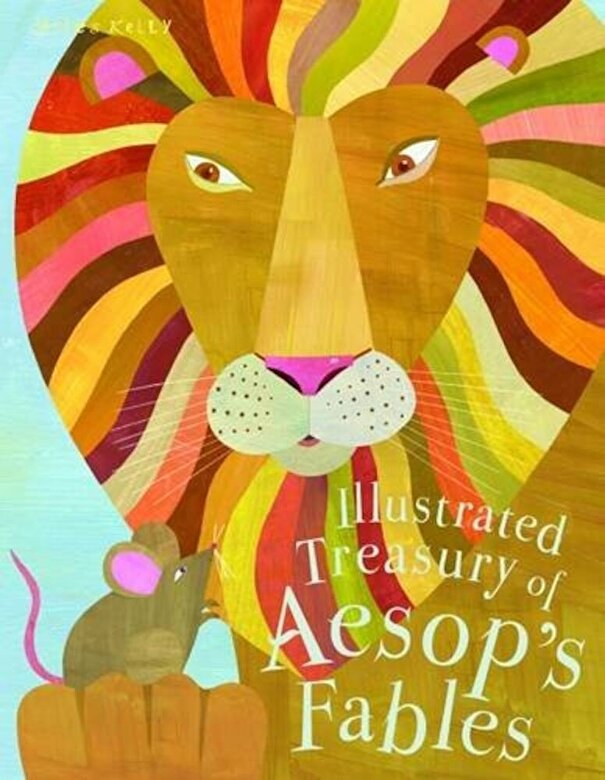 *** - Illustrated Treasury Aesops Fables -