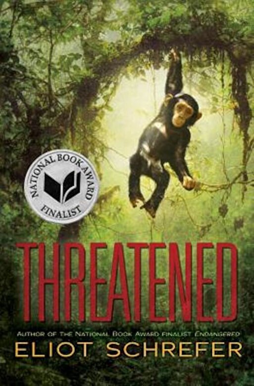 Eliot Schrefer - Threatened, Paperback -