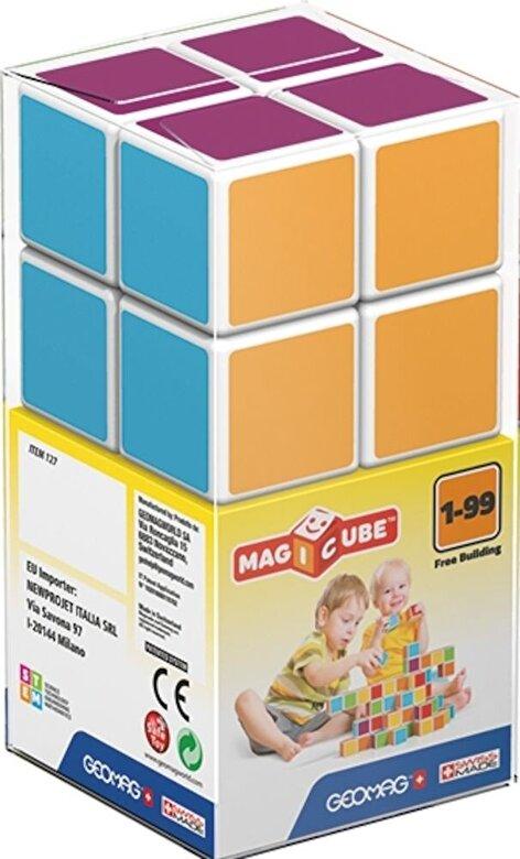 Geomag - Magicube - Set magnetic 8 cuburi -