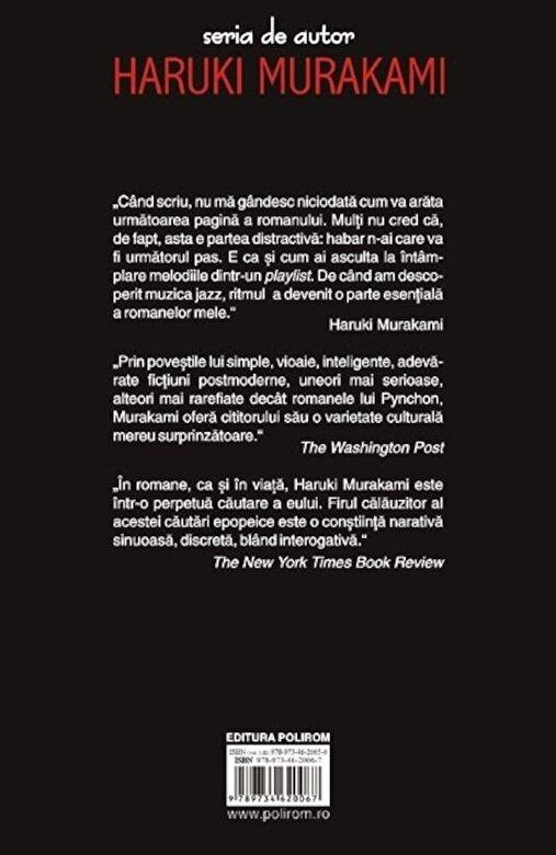 Haruki Murakami - 1Q84. Vol. I. Ed. 2016 -