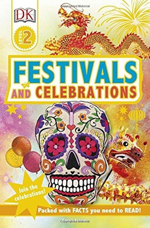 Caryn Jenner - DK Readers L2 Festivals and Celebrations, Paperback -
