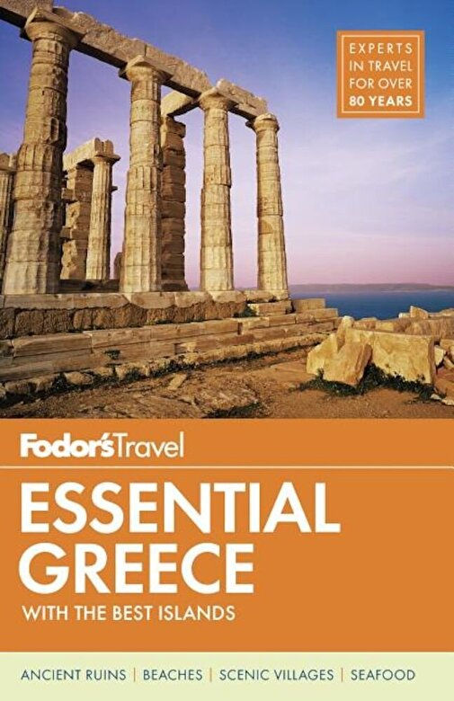 Fodor's Travel Guides - Fodor's Essential Greece: With the Best Islands, Paperback -