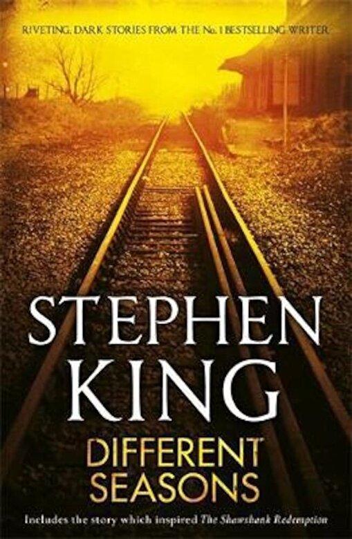 Stephen King - Different Seasons, Paperback -